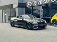 2017 BMW 4 Series 420i M Sport 2dr Auto [Professional Media] CONVERTIBLE Petrol