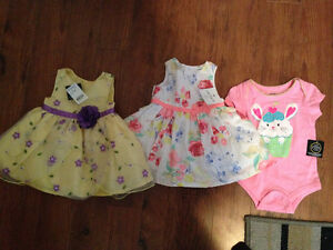 NWT lot 3-6 months