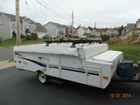 For Sale Aero Voyager Model 1007xs Tent Trailer