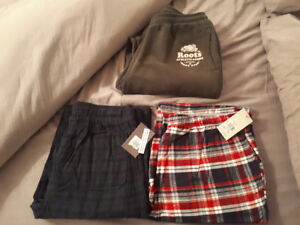 Mens xmas gifts.  Pj new with tags