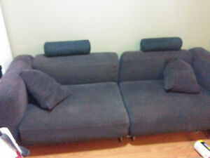 Black Couch
