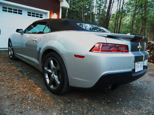 2014 Chevrolet Camaro Convertible 2LT + Groupe RS