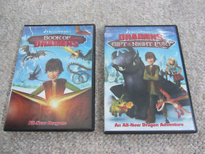 """Dreamworks' """"Book Of Dragons"""" & """"Dragons Gift Of The Night Fury"""""""