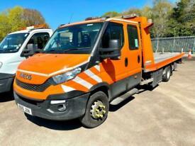 Iveco Daily Class 3.0TD L 70C17 HD LWB Tilt slide Recovery Truck 2016/16 EX RAC