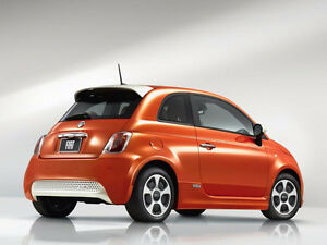 2014 Fiat 500e All Electric Hatchback