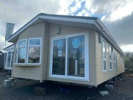 Lodge For Sale - Willerby Keywest Twin Lodge 40x16ft / 2 Bedrooms