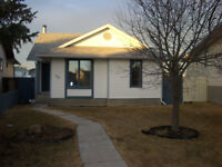 Bright and clean millrise house for rent