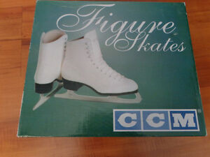 CCM Figure Skates for Girls Size 3
