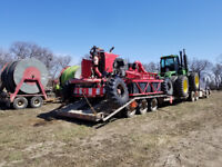Class 1 driver moving machinery