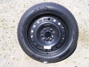 Chrysler 300 Mini Spare Tire
