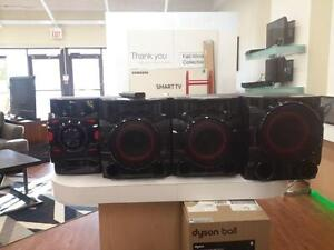 *** USED *** LG ELECTRONICS LG MINI SOUND SYSTEM   S/N:HZYL218810   #STORE592