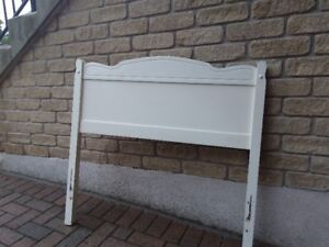 Headboard for singe bed- SOLID WOOD