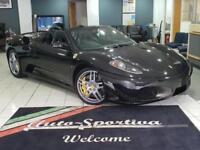 2008 Ferrari F430 4.3 F1 2dr Petrol black Semi Auto