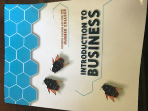 Introduction to Business: 7th custom edition for Humber College