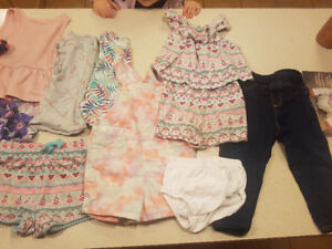 Girls Clothing, 6-18months - Assorted Items