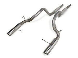 PRICE DROP Pypes Bomb System Cat-Back Exhaust mustang 11-14 gt