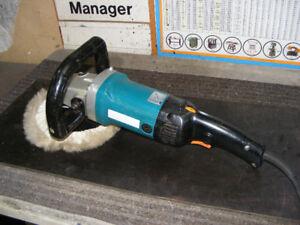 Makita 9227C 7in - Variable Speed  -Polisher-Sander-Grinder