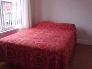 RENOVATED HOME:  FULLY FURNISHED ONE BEDROOM SUITE