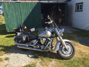 2005 Road Star 1700cc