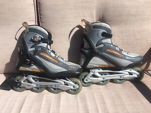 Men's size 12 roller skates *NEVER USED*