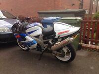 Suzuki tl1000r v-twin superbike