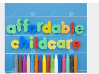 HOME CHILDCARE/ BEFORE and AFTER SCHOOL CARE