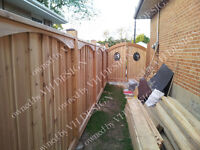 CUSTOM DECK AND FENCE 25% OFF