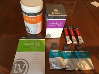 Woman's month supply of thrive