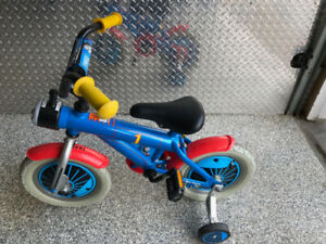 Thomas The Train Kids Bike - 14 inches - Excellent Condition