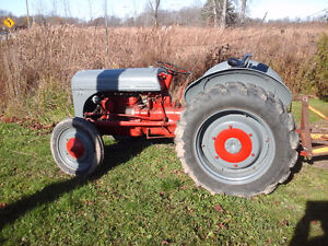 Tractor 9n