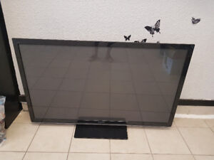 "Panasonic 50"" Plasma HD TV"