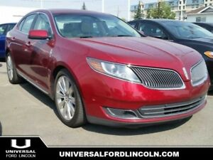 2013 Lincoln MKS EcoBoost  - Leather Seats -  Cooled Seats -  Bl