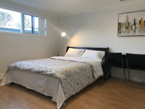 Newly Renovated One Bedroom For Short Term Rental At Yonge/Finch