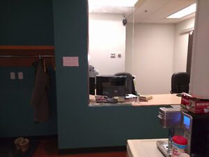 Professional office sublease or SHARED office- West Hunt club