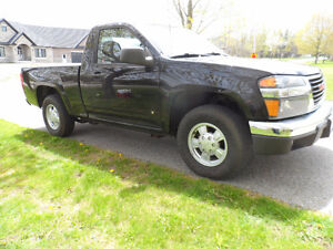 2008 GMC Canyon Pickup Truck, Fully Certified,Low kms.Solid Body