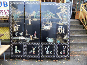 Paravent chinois / Chinese screen