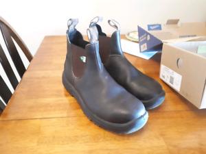 Mens Steel Toe Blundstones size 11 1/2