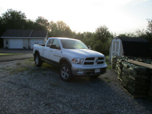 2012 Dodge Power Ram 1500 Pickup Truck 4X4