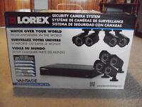 SECURITY CAMERAS LOREX ECO BLACK - $ 650