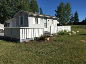 Huge lake lot with cabin / garage - 45 min from Edmonton