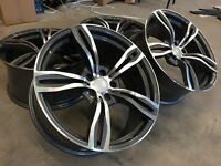 "19"" BMW F10 STYLE ALLOY WHEELS BRAND NEW IN BOX"