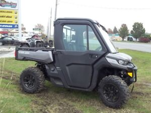 2018 Can-Am Defender XT CAB HD10