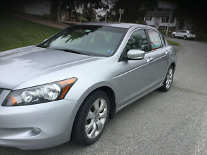2008 Honda Accord Chrome Sedan