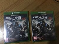 Gears Of War 4 Xbox One Brand New sealed + Extras previous Games **** SEALED ****
