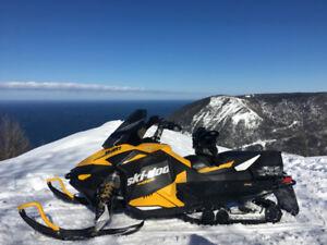 2012 Ski-Doo TNT 600 ETech