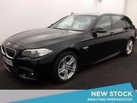 2013 BMW 5 SERIES 518d M Sport 5dr Step Auto