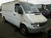 wanted mercedes 208d 308d 310d 312d sprinters non cdi models