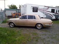 rolls royce 1970 silver shadow