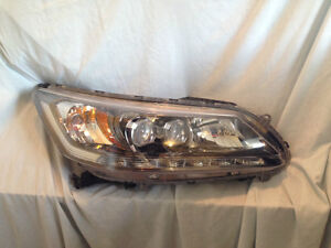 accord hybrid 2013 2014 2014 phare droit led 13 14 15 headlamp Saint-Hyacinthe Québec image 1