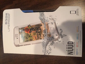 life proof nuud for I phone 6s